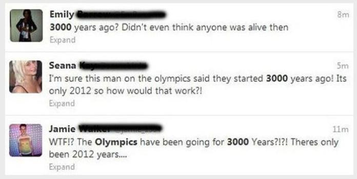 dumb-3000 years